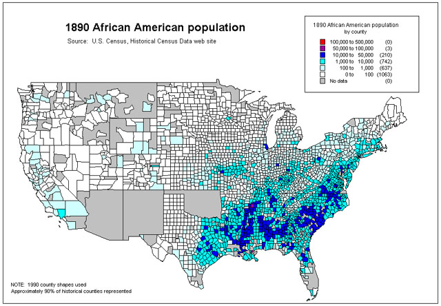 GEO381/550 Lecture note of November 4th 2004 Dot Density Map